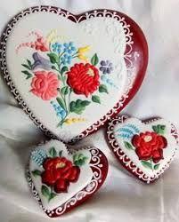 Resultado de imagem para biscoitos artesanais franceses decorados