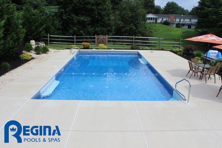 17 best pool landscaping images on pinterest pool for Pool jets design