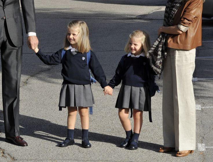 Mine, someone Private school uniforms for girls