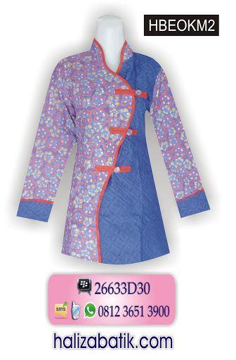 Batik Modern, Jual Batik Online, Baju Online Murah, HBEOKM2
