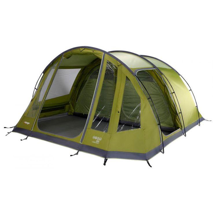 Iris 600 Family Tent