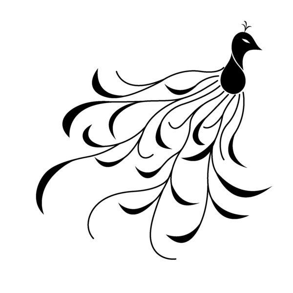 Peacock Icons Tattoo Ideas
