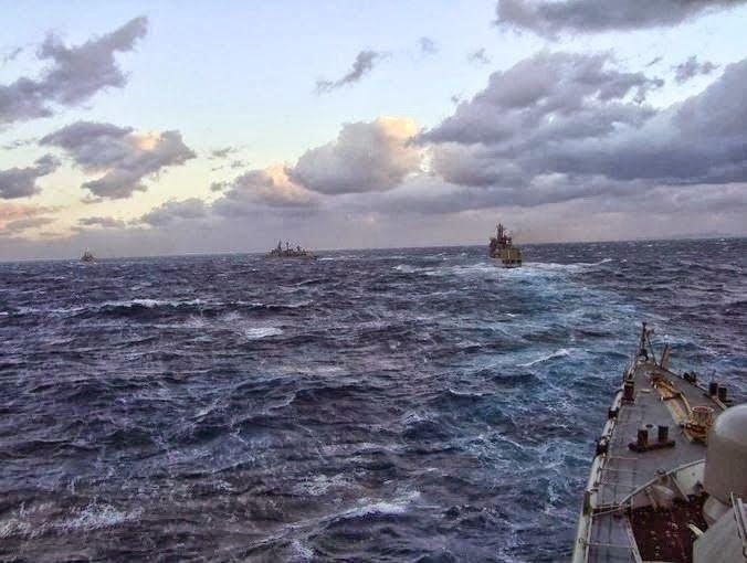 Μεσ του Αιγαίου τα νερά Τούρκοι – Αμερικάνοι ¨στριφογυρίζουν¨!! - Έκτακτο Παράρτημα