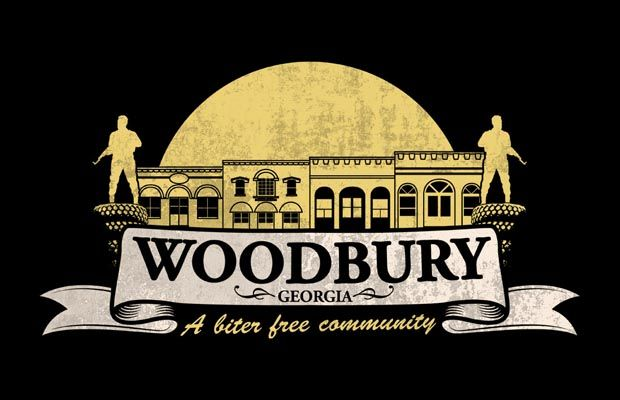 Woodbury Biter Free T-Shirt Get yours here: http://tshirtonomy.com/go/woodbury-biter-free