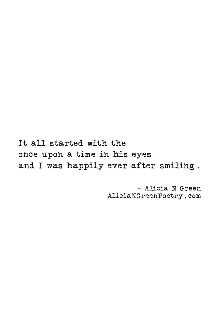 A Sweet Romantic Love Quote About Happily Ever After Click To Get A Print Of This Quote Vintage Love Quotes Cute Love Quotes For Him Love Poems For Boyfriend