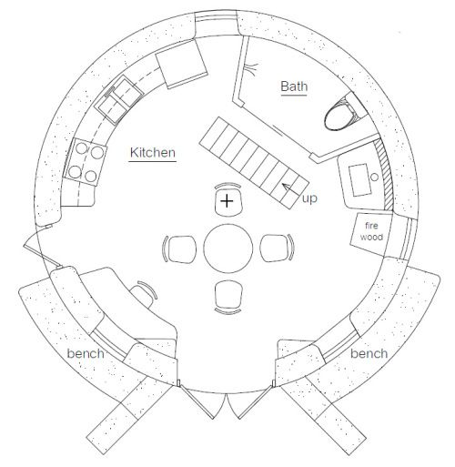 Luxury Dome Home Plans: 124 Best Geodesic Dome Homes Images On Pinterest