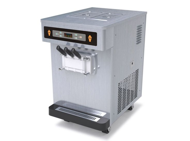Frozen Ice Cream Machine Part - 21: Bust Of Soft Serve Ice Cream Machine For Home