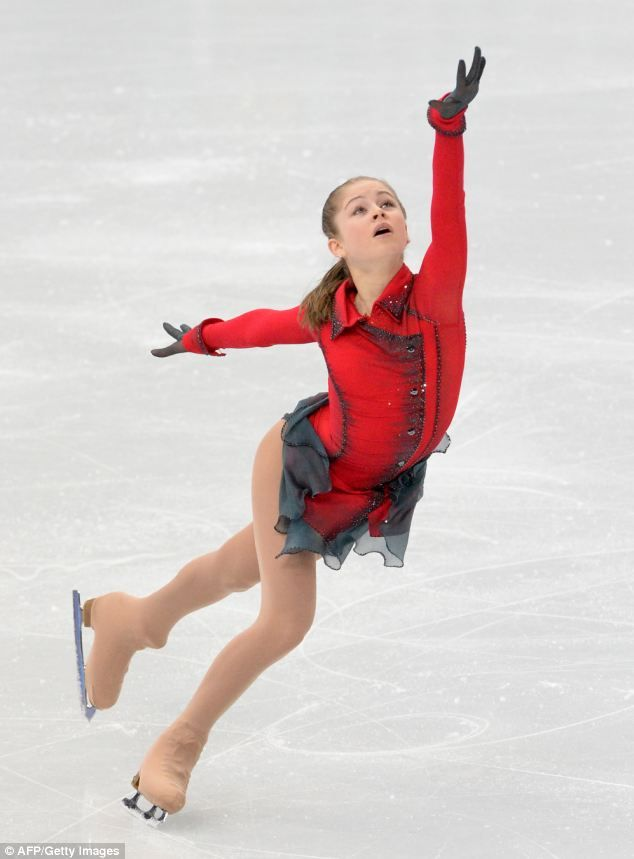 Julia Lipnitskaia, 15, wins Sochi figure skating gold for Figure Skating Team Russia