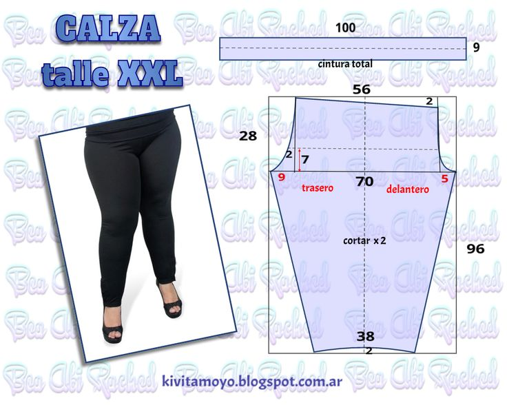 KiVita MoYo: CALZA XXL