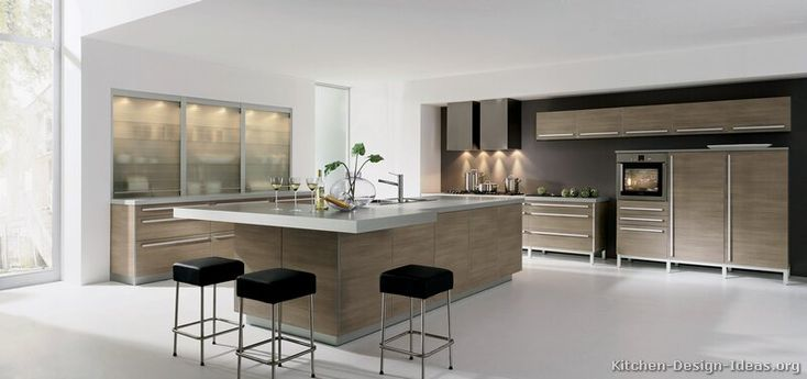 607 Best Images About Modern Kitchens On Pinterest