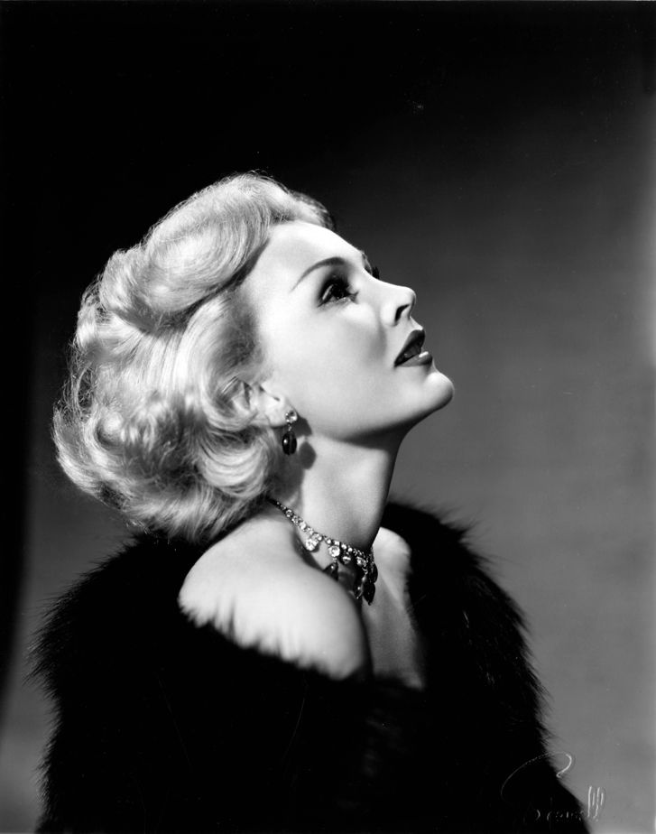 Zsa Zsa Gabor photographed by Wallace Seawell, 1958.
