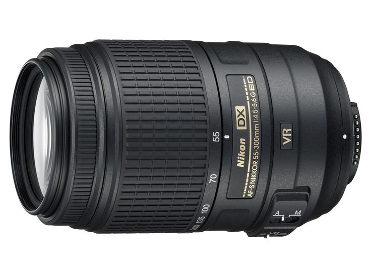 Destinat formatului DX, obiectivul AF-S DX NIKKOR 55-300mm 1:4.5-5.6G ED VR face parte din categoria teleobiectivelor zoom puternice. Este compact, usor si se incadreaza perfect ca o nisa intre 55-200mm si 70-300mm.