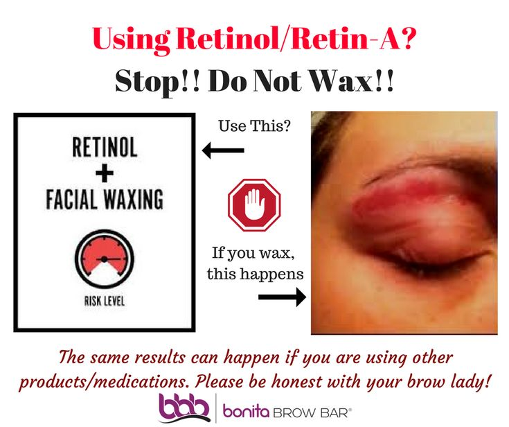 Do you get asked several questions when you want an eyebrow wax? Do you get handed a sheet with lots of things to read? Is it time consuming or aggravating?   We don't ask those questions or make you read that information for no reason! We care about your skin! That information you read or were asked if very important!   #skincare #retinA #retinol #skinlifting #donotwax #waxingprecautions #waxing #waxinghorror #notagoodlook #canscar #scars #lifting #scabbedbrows #behonest