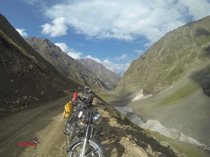 Going off-road, #The Pangi Valley ride is one of the less traveled roads on Indian Sub-continent.