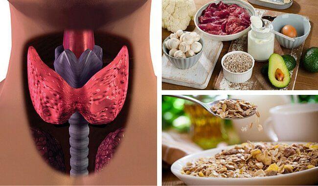 El hipotiroidismo puede acarrear varios problemas graves de salud. Descubre cómo tratarlo con alimentos que aceleran el metabolismo.