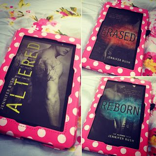 Polkadot's Book Blog: Mini Review Series: Altered, Erased and Reborn - J...