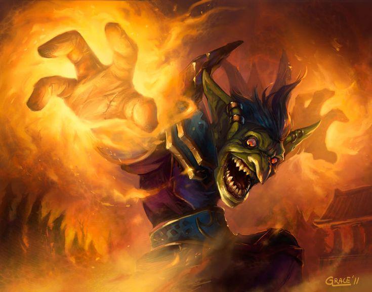 81 best goblins images on pinterest warcraft art