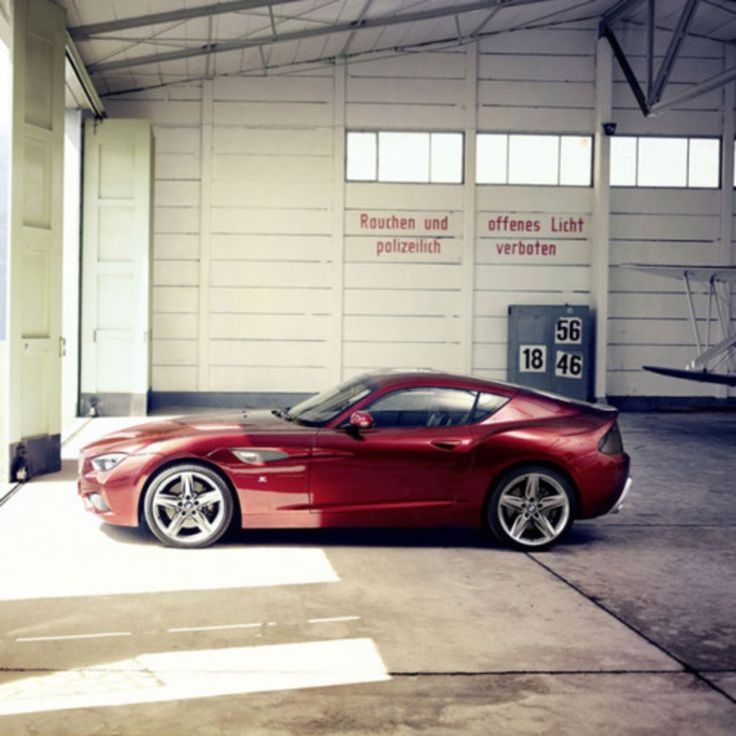 Bmw Zagato Roadster: 25+ Best BMW Zagato Roadster & Coupe Images By Hannibal