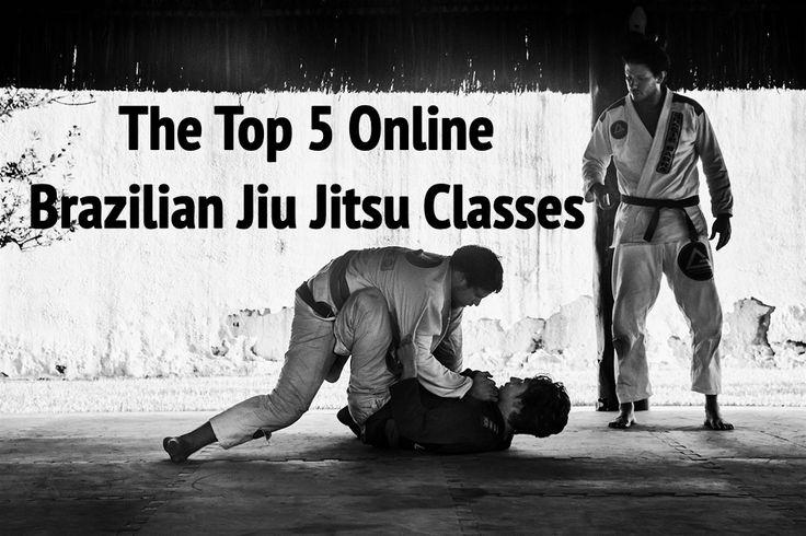 The Top 5 Online Brazilian Jiu Jitsu Classes
