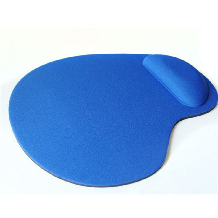 Optique Trackball PC Épaississent Support de Tapis de Souris Poignet Confort Tapis de Souris Tapis de Souris