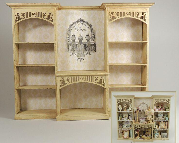 196 best Miniature Shops images on Pinterest | Dollhouses ...
