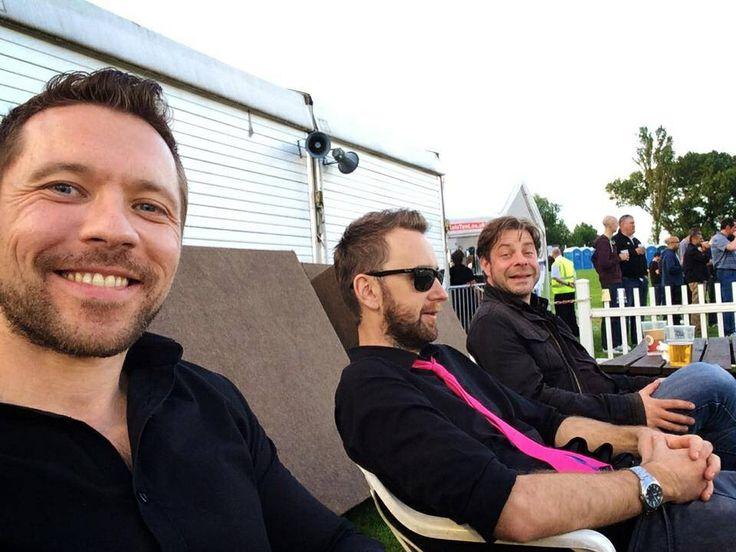 The Fentones At Derbyshire Cricket T20 Blast LoughboroughLeicesterfentonesweddingparty