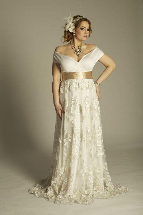 Best 25 curvy wedding dresses ideas on pinterest for Chic and curvy wedding dress
