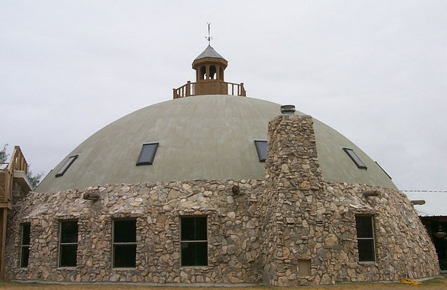 Concrete Dome Homes >> 89 best Monolithic Dome Homes. images on Pinterest