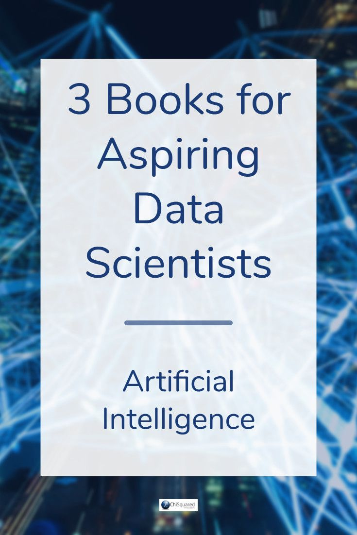 3 Inspirational Machine Learning Books for Aspiring Data Scientists #machinelearning #datascience