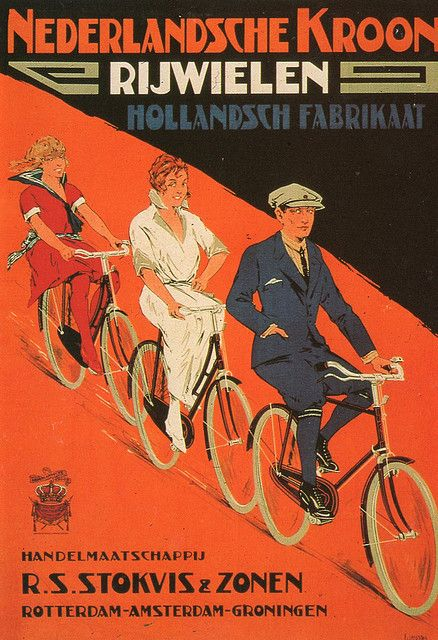 Dutch bike-factory