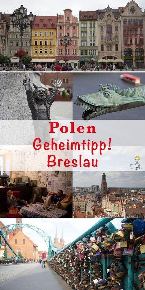 Ja, ich gestehe. Vor meiner Reise nach Polen war mir Breslau völlig unbekannt. Klar verbindet man mit Polen in erster Linie Warschau, Krakau oder Danzig. Aber Breslau? Zum Glück hat mich eine polnische Freundin auf diese aufstrebende in Südpolen gebracht, die zur Kulturhauptstadt 2016 ernannt wurde. Denn Breslau hat viele Sehenswürdigkeiten, ein tolles Flair und zahlreiche Highlights zu bieten. Hier meine 16 Tipps für Breslau, die du nicht verpassen solltest!