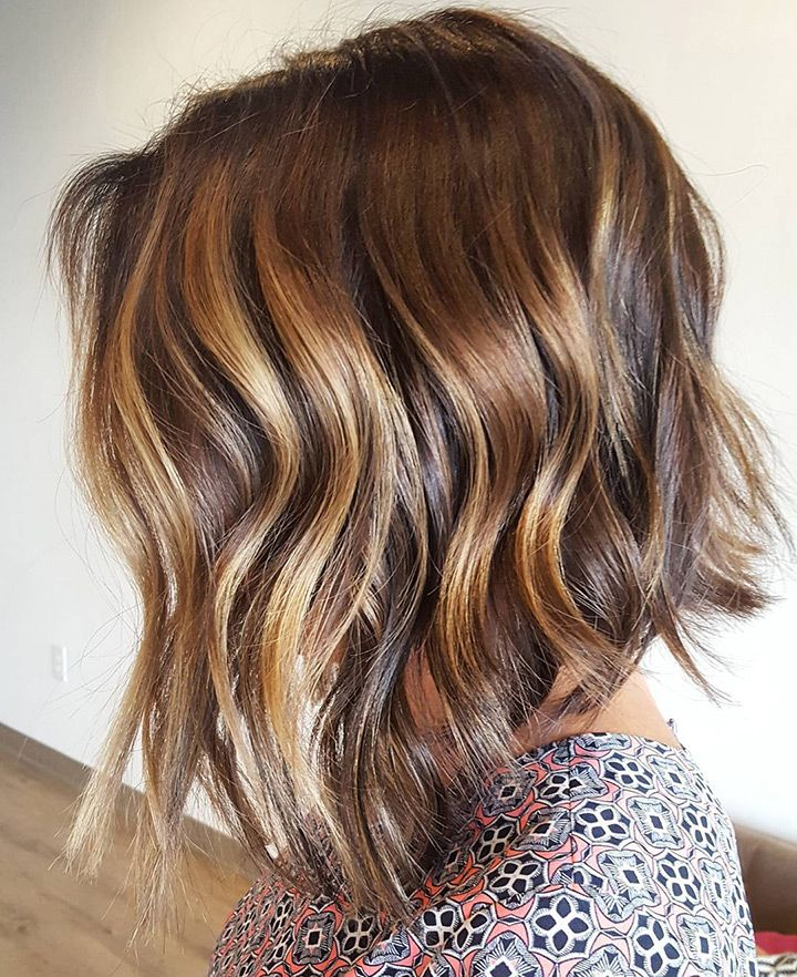 20 Gorgeous Inverted Choppy Bobs