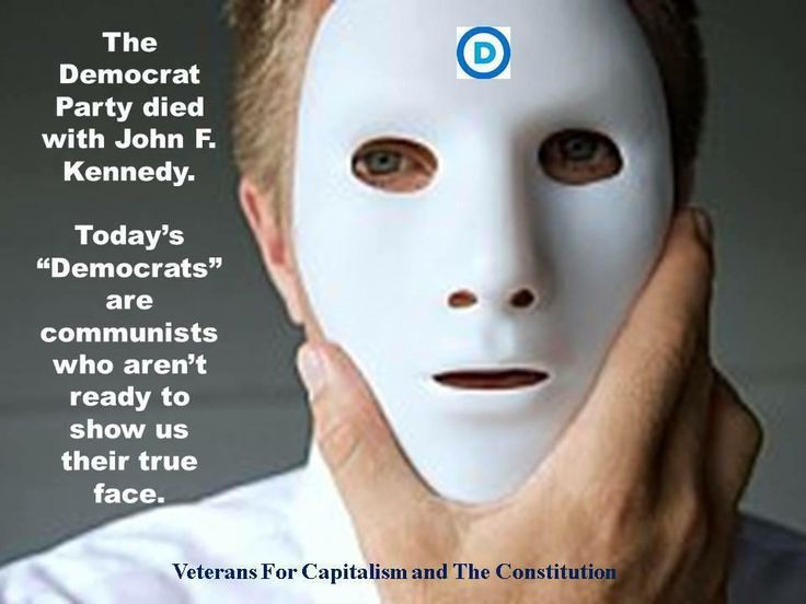THE DEMOCRAT PARTY DIED WITH JFK...