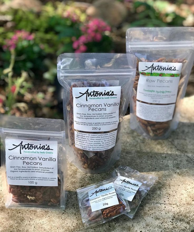 Is it nuts or what? but Pecan season has begun! and because we have such an influx from local farms we are discounting all Antonias pecan products by 10% this awesome deal will go on until the end of October so come get yourselves some pecan present this month #pecans #localislekker #discount #bargain #cinnamon #vanilla
