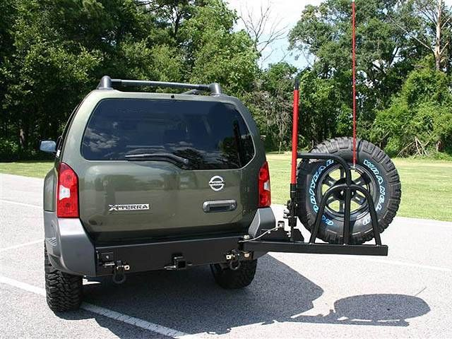 4x4 Parts Xterra Rear Bumper Tire Carrier Apsw5xrbuntir Your 1 Source For Nissan Aftermarket Parts Nissan Xtrail Nissan Xterra 4x4 Parts