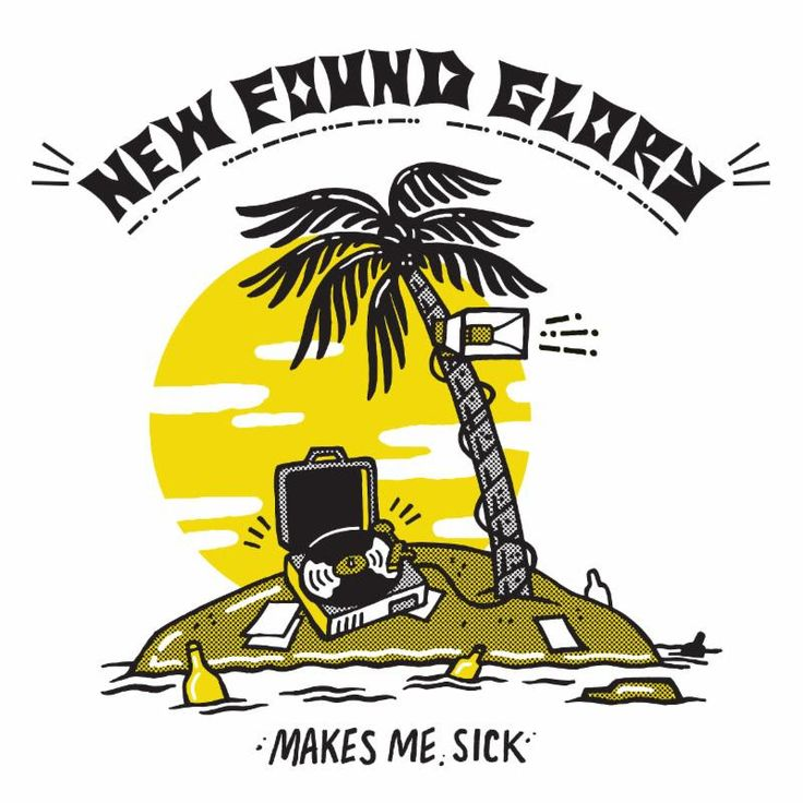 """New Found Glory Announces New Album """"Makes Me Sick"""" Due Out April 28 – NEW FOUND GLORY Announces New Album Makes Me Sick Will Be Released April 28th  20th Anniversary Tour Tickets On Sale atnewfoundglory.com New Found Glory are proud to announce their new album, Makes Me Sick, due out April 28th via Hopeless Records. The album was... #hopelessrecords #makesmesick #newfoundglory"""