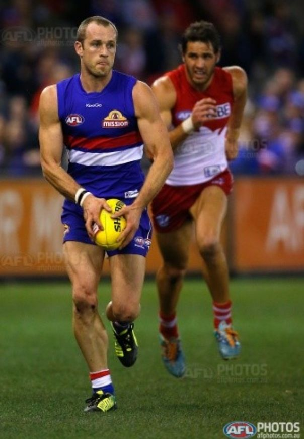 Daniel Cross Western Bulldogs