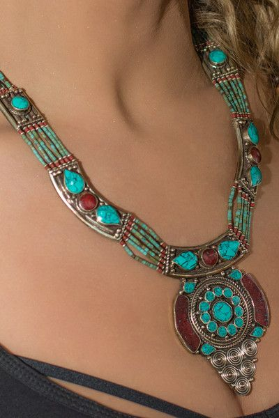Nepalese Tribal Necklace