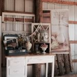 Rustic Barn Candy Table