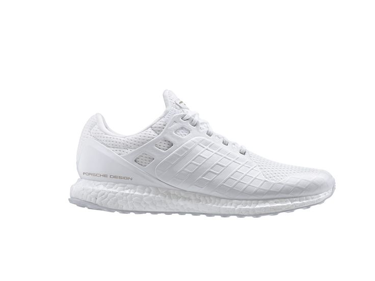 Porsche Design Sport by adidas Releases All White UltraBOOST