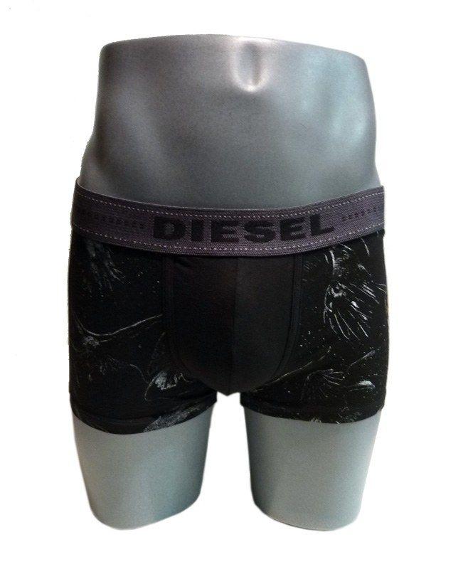Comprar ROPA INTERIOR EXCLUSIVA. Diesel Damien Boxer Shorts. Muy informal y con un estilo único y diferente al resto de la ropa interior para hombre.
