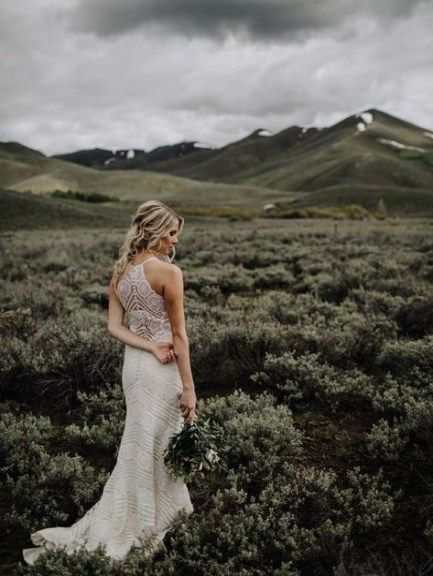 30 Ideas Wedding Dresses Rustic Magazines For 2019