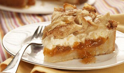 Buttery Apple Torte
