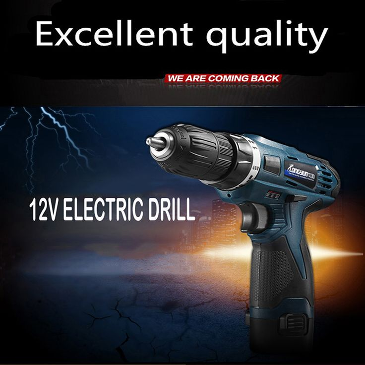 LONGYUN 12V 16.8V 25V Battery Screwdriver Electric Screwdriver  Power Tools screw gun Electric Cordless Rechargeable Screwdriver. Yesterday's price: US $30.96 (25.60 EUR). Today's price: US $30.96 (25.60 EUR). Discount: 53%.