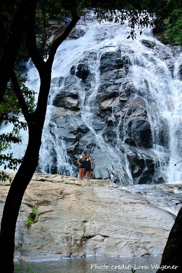 Day trip to stunning waterfalls in the Tzaneen area.