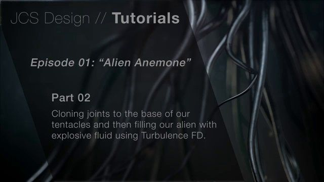 JCS Tutorial - Alien Anemone, Part 02 on Vimeo