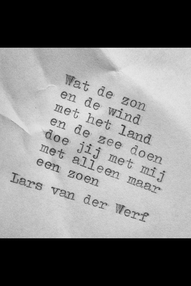 Versjes van Lars.