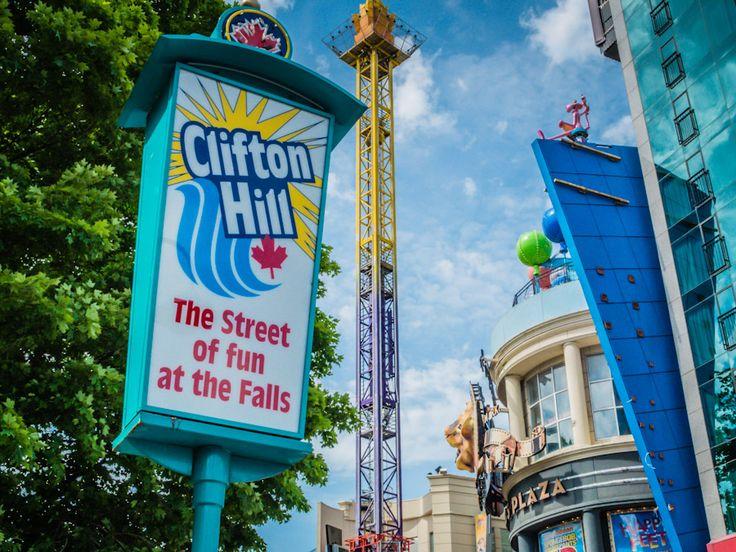 Clifton Hill, Niagara Falls   SuitcaseandHeels.com