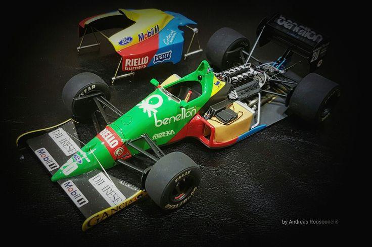 Benetton b188 (1/20 scale)