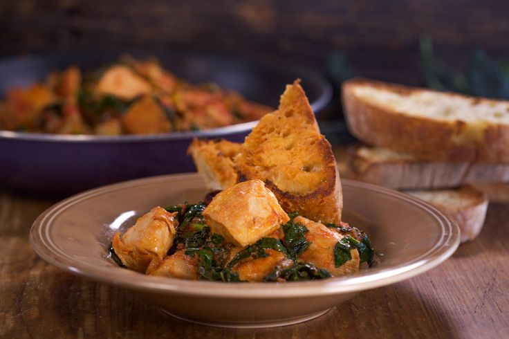 Chicken with Olives, Capers & Kale | Kale, Olives and Chicken